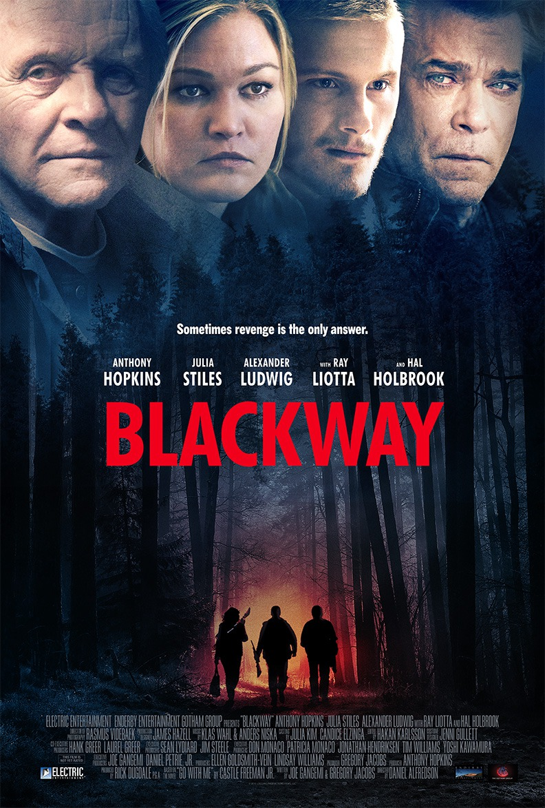 Interview: Daniel Alfredson Talks Blackway (Exclusive)