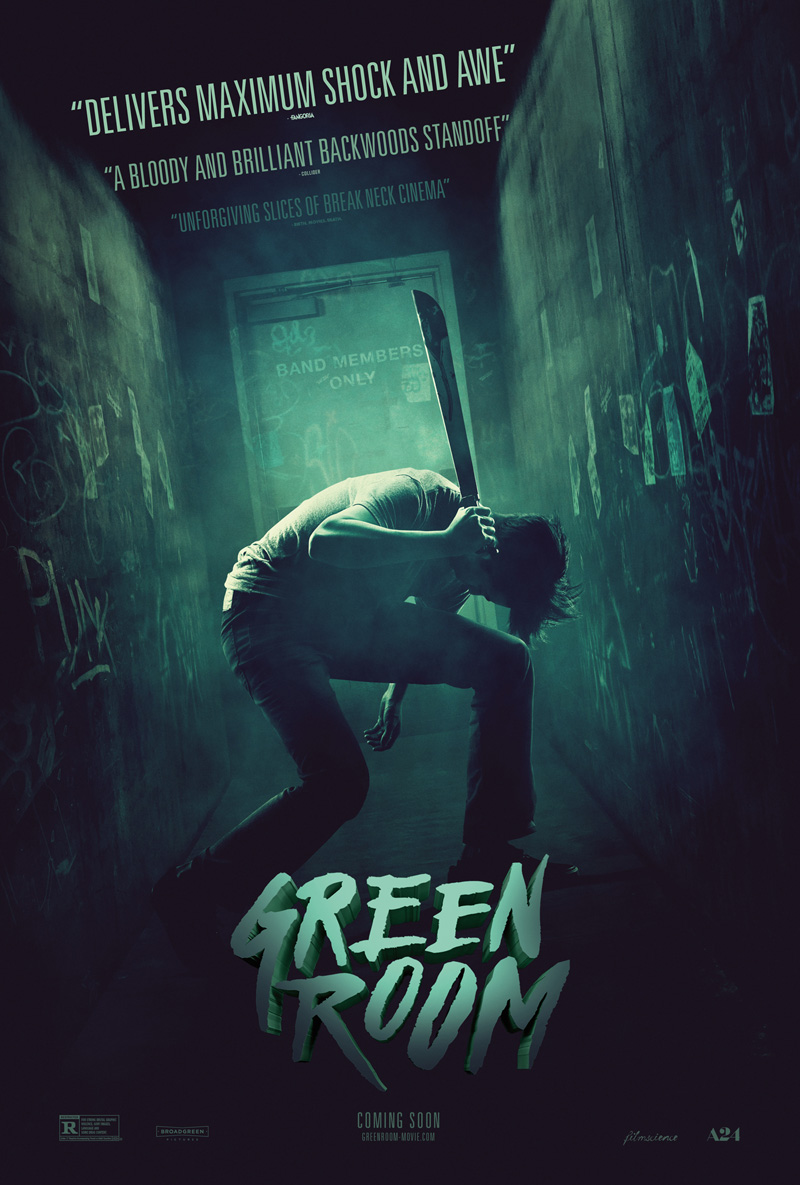 Interview: Jeremy Saulnier Talks Green Room (Exclusive)