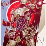 Metropolis - Final Iron Man Mondo Martin Ansin Variant