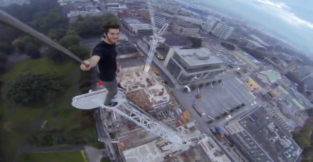 James Kingston London Ultimate Selfie