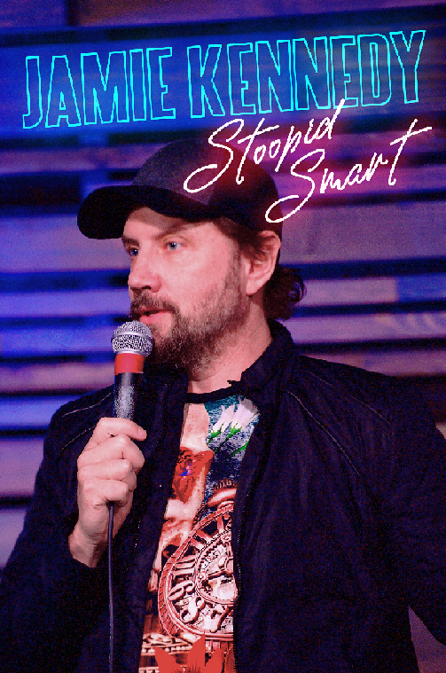 ShockYa's Exclusive Jamie Kennedy Stoopid Smart Clip