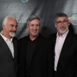 John Landis and Rick Baker