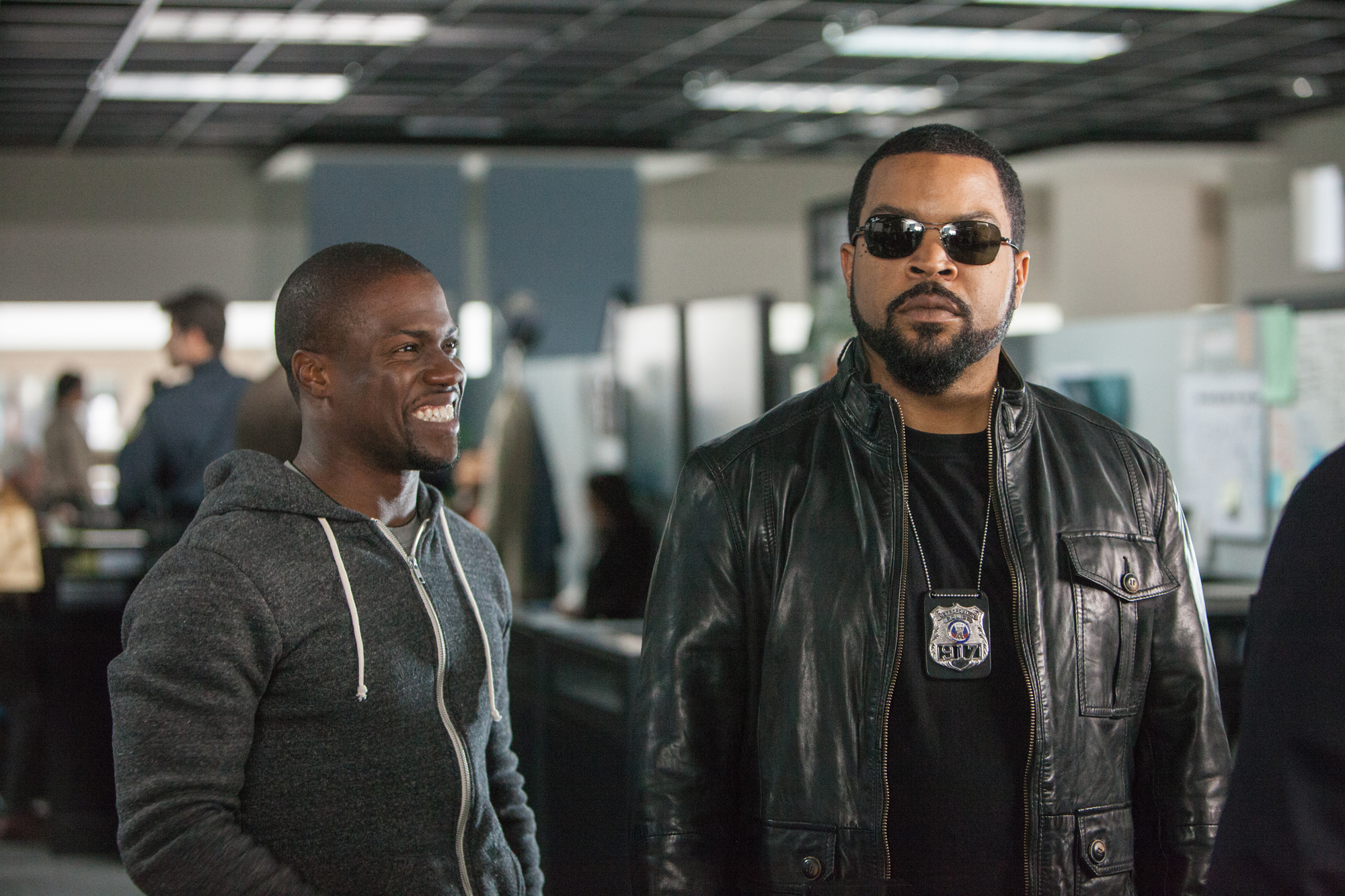 Ice Cube in Ride Along