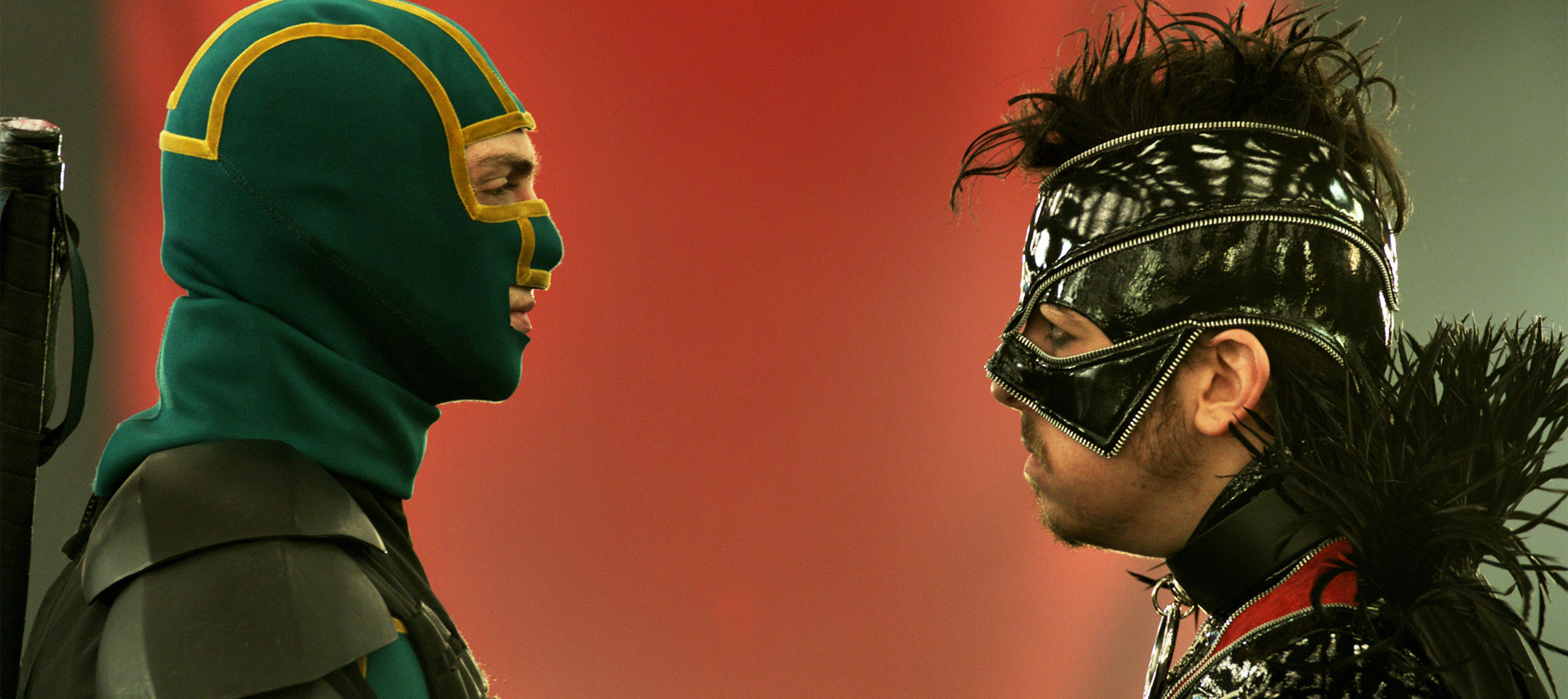 Kick-Ass 2 Showdown