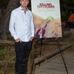 Killing Ground LA Premiere Actor Aaron Glenane