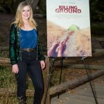 Killing Ground LA Premiere Actress Harriet Dyer