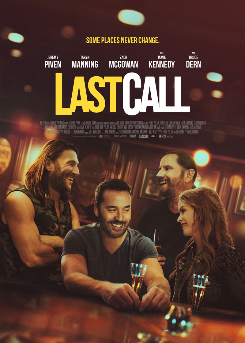 'Last Call' Official Trailer