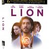 Lion Blu-ray Cover Art