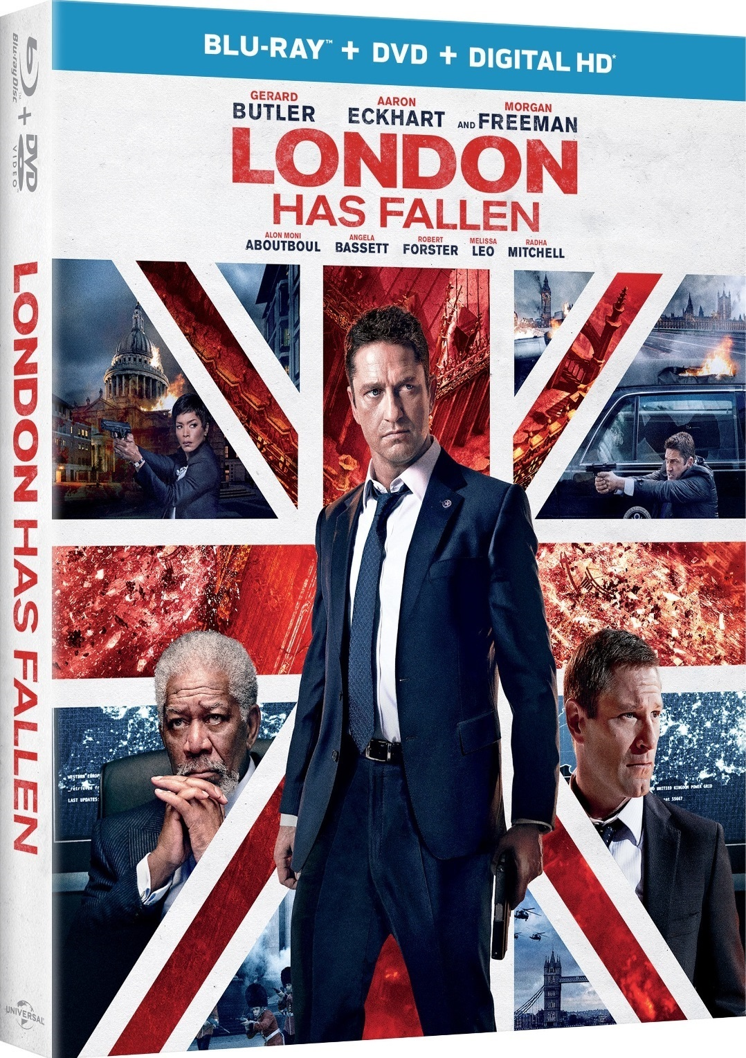 London Has Fallen's Digital Giveaway Fuel Protection of World Leaders