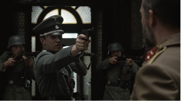 Baixar Luke Mably stars in Lionsgates action war film Chosen Chosen Legendado Download