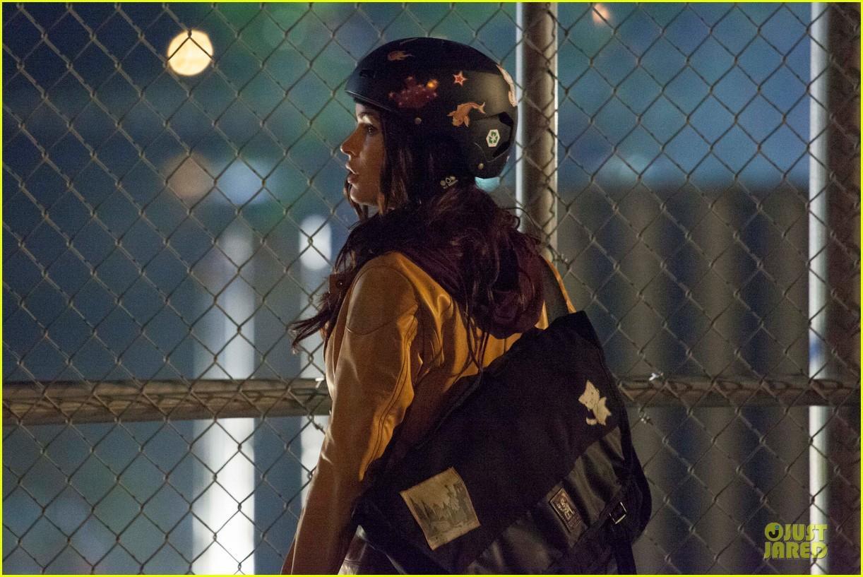 Megan Fox Teenage Mutant Ninja Turtles 2