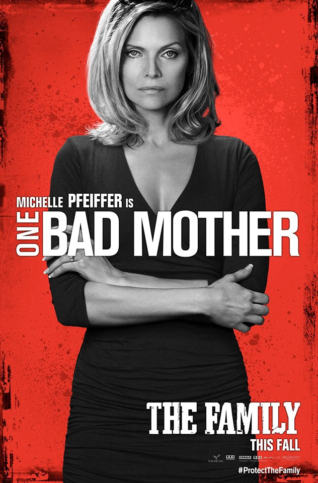 Michelle Pfeiffer The Family