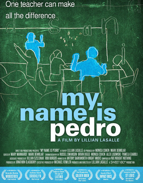 'My Name Is Pedro' Trailer