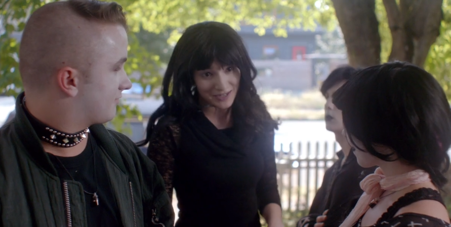 ShockYa's Exclusive 'My Summer as a Goth' Clip