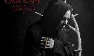Ozzy Osbourne Under the Graveyard Cover