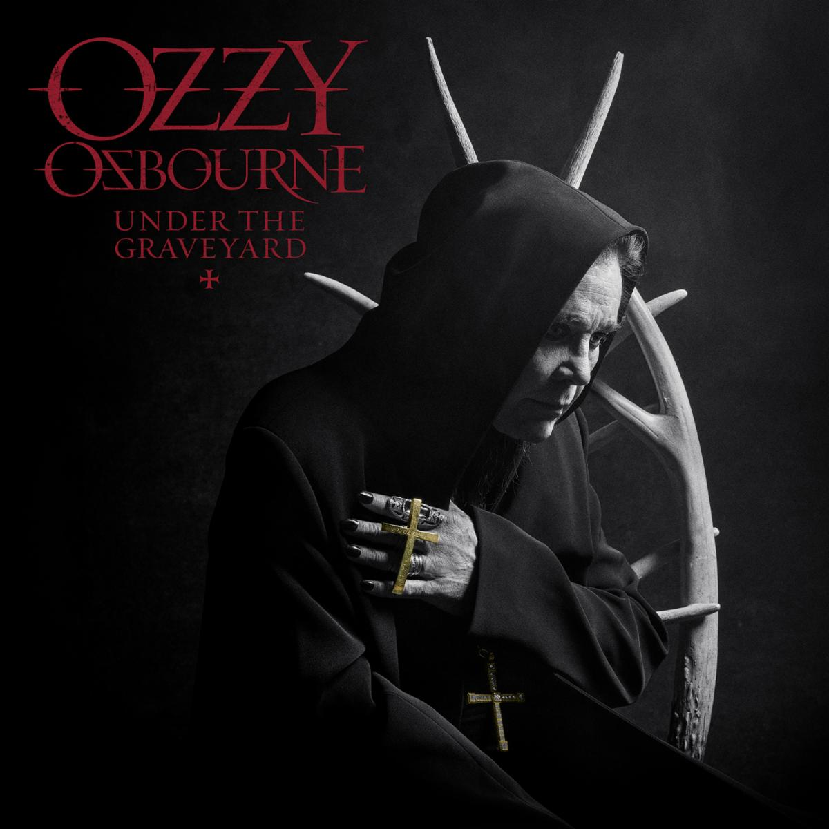 Ozzy Osbourne Under the Graveyard Cover