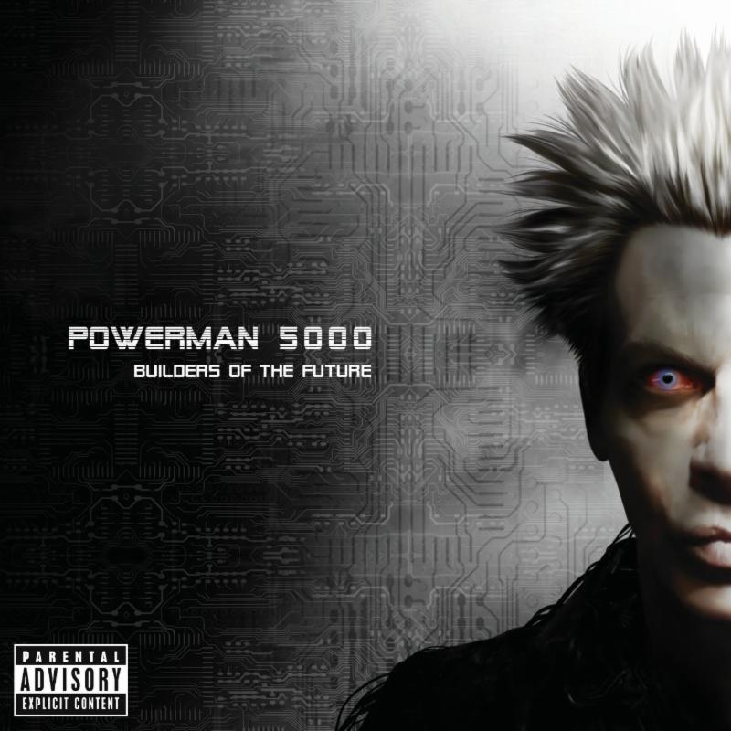 Powerman 5000 Returns with Hard Rock Album Builders Of The Future