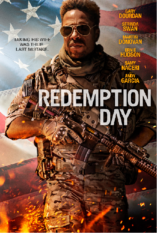 'Redemption Day' Official Trailer