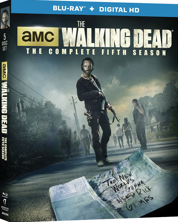 Relive Beth's Journey in The Walking Dead The Complete Fifth Season Home Release Clips