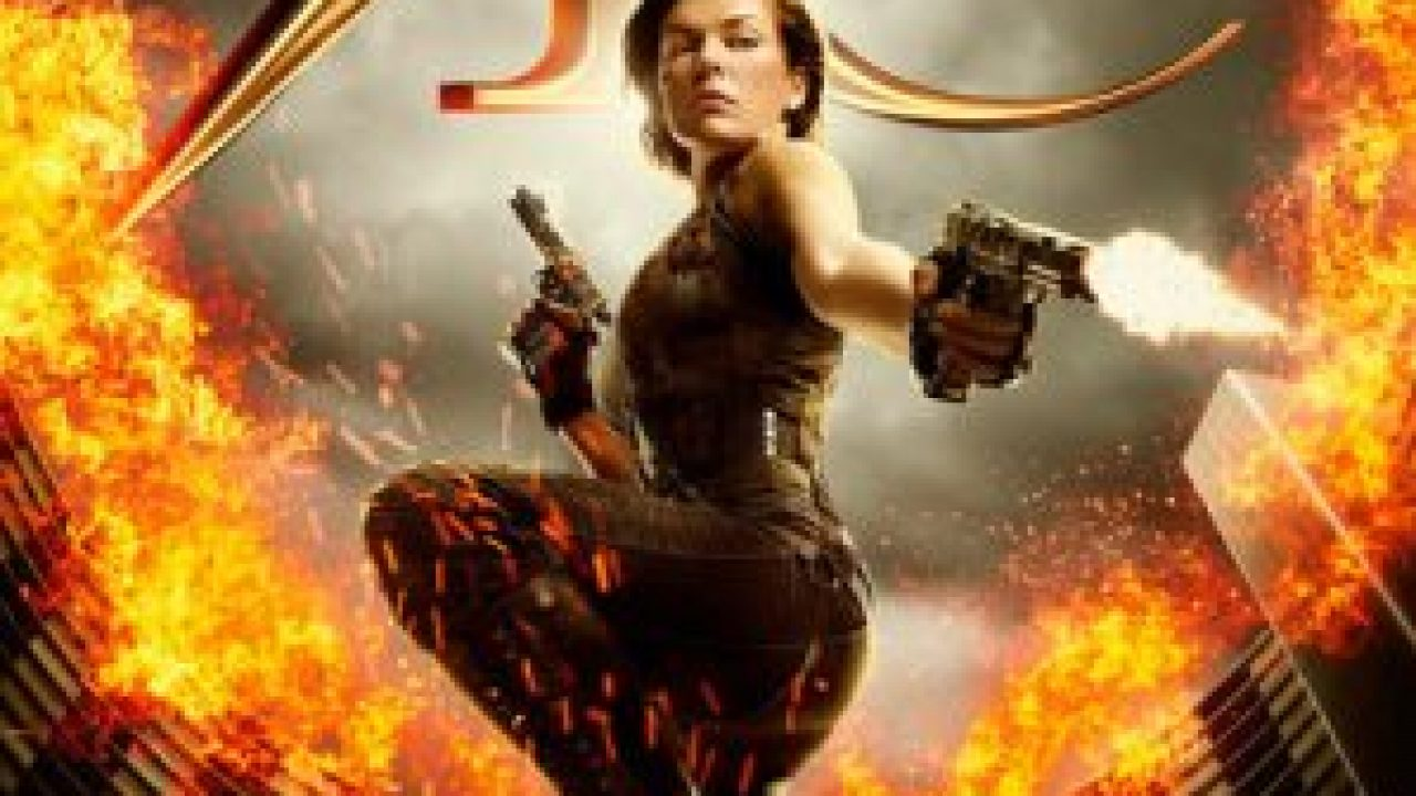 Resident Evil The Final Chapter Gets A New Movie Trailer