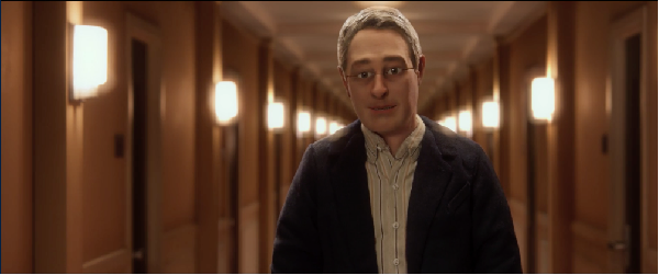 Revisit that Awkward Moment in Anomalisa's New Hall Clip