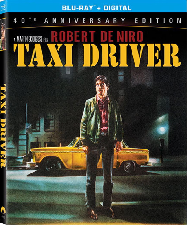 Robert De Niro's Talking to You in Taxi Driver 40th Anniversary Edition Blu-ray Giveaway