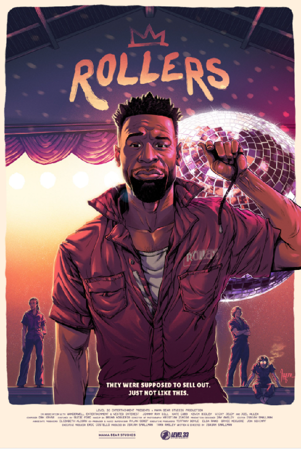ShockYa's Exclusive Isaiah Smallman, Johnny Ray Gill and Kevin Bigley 'Rollers' Interview