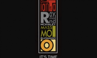 Rose Ann Dimalanta Trio's It's Time Album Cover