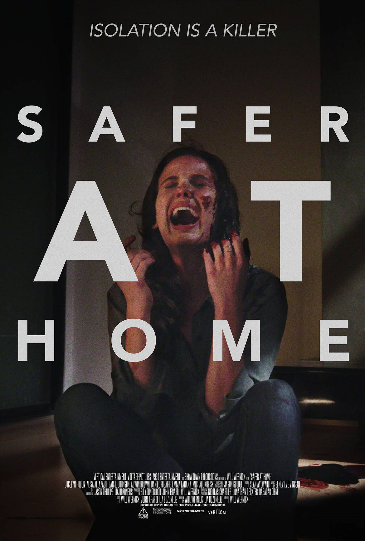 ShockYa's Exclusive Alisa Allapach 'Safer at Home' Interview