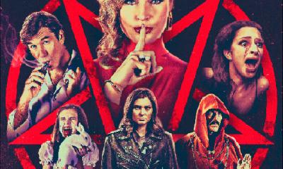 Satanic Panic DVD Cover