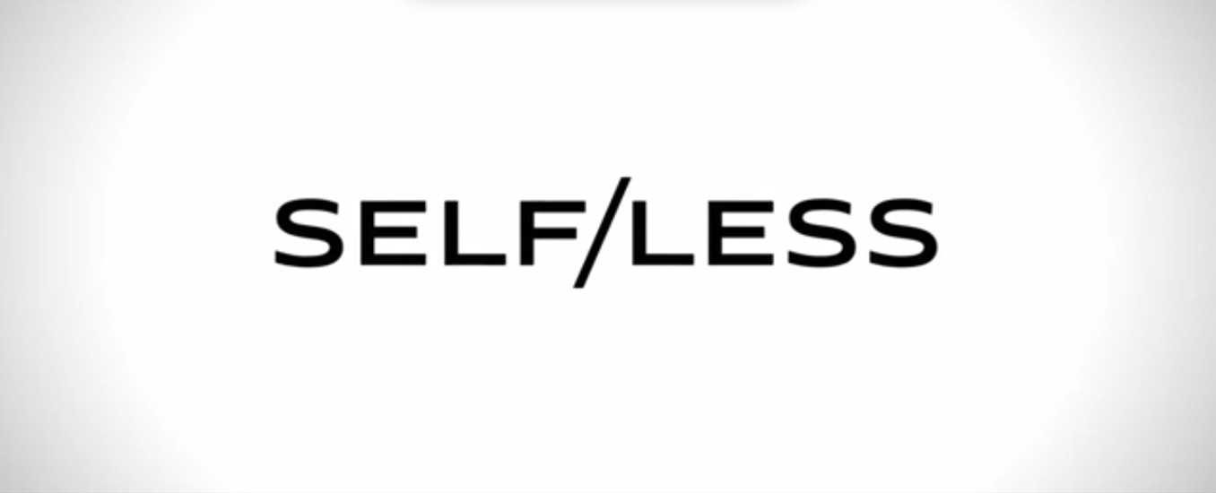 Self/Less logo