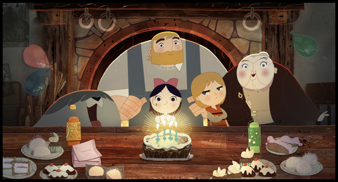 Song Of The Sea Movie Review