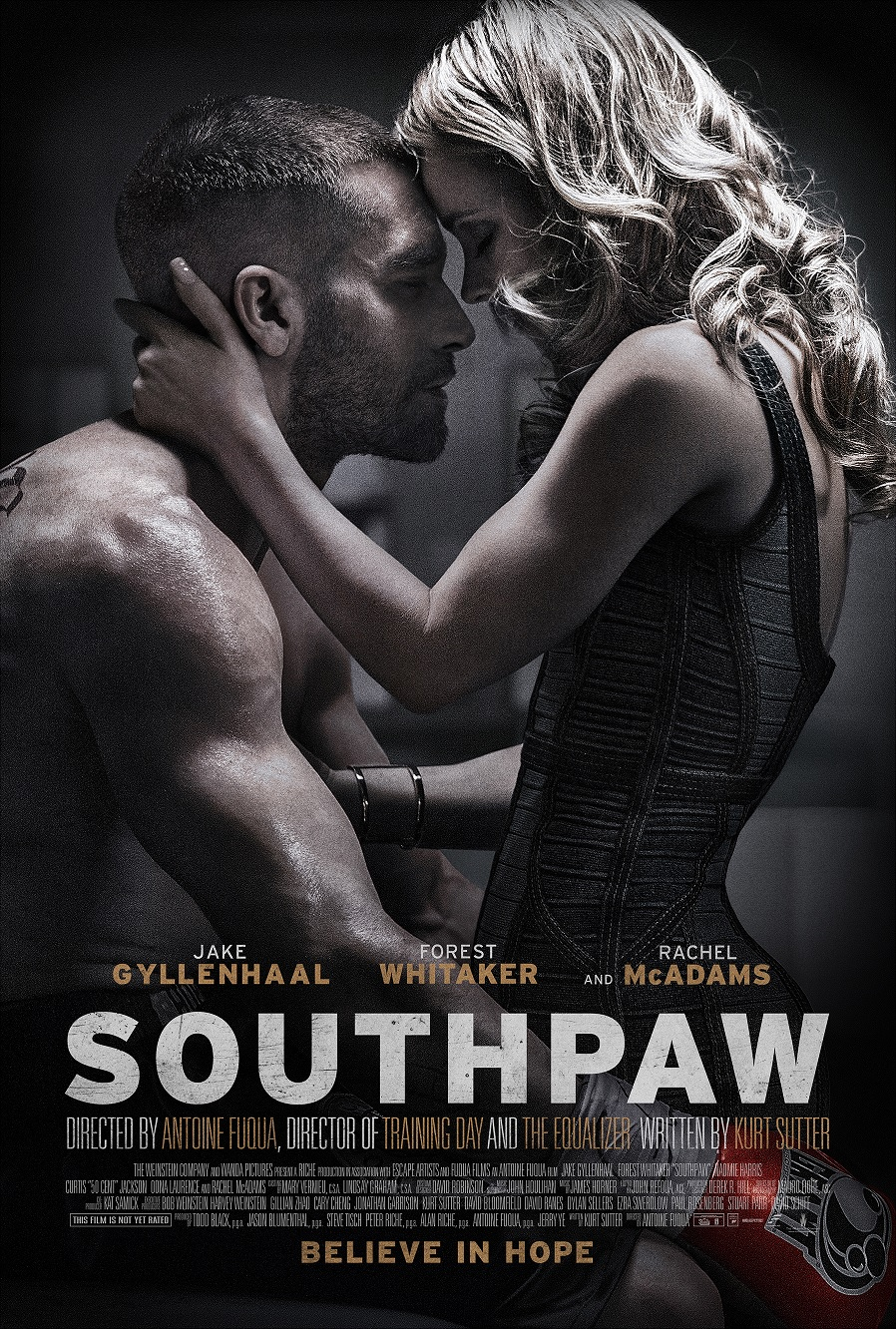 Southpaw Poster 2