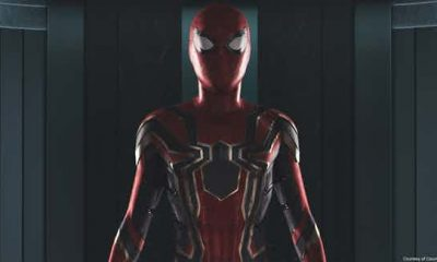 Spider-Man Homecoming's Iron Spider Suit