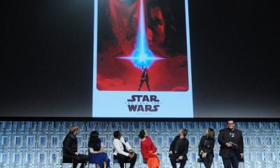 Star Wars: The Last Jedi Panel at the 2017 Star Wars Celebration in Orlando