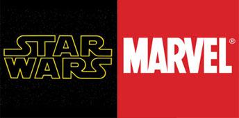 Star Wars & Marvel