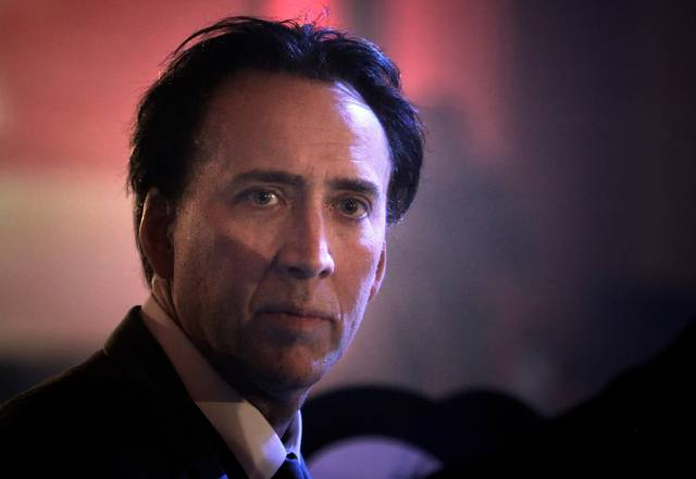 Steven Saxton Joins Nicolas Cage in His Southern Fury as an Executive Producer