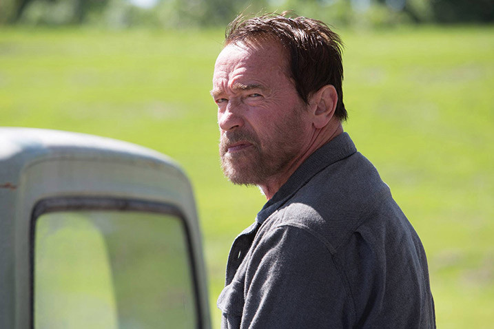 Steven Saxton Signs on to Executive Produce the Arnold Schwarzenegger-Starring Thriller 478