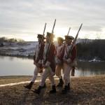 Red Coats - TURN _ Season 1, Episode 5 - Photo Credit: Gene Page/AMC