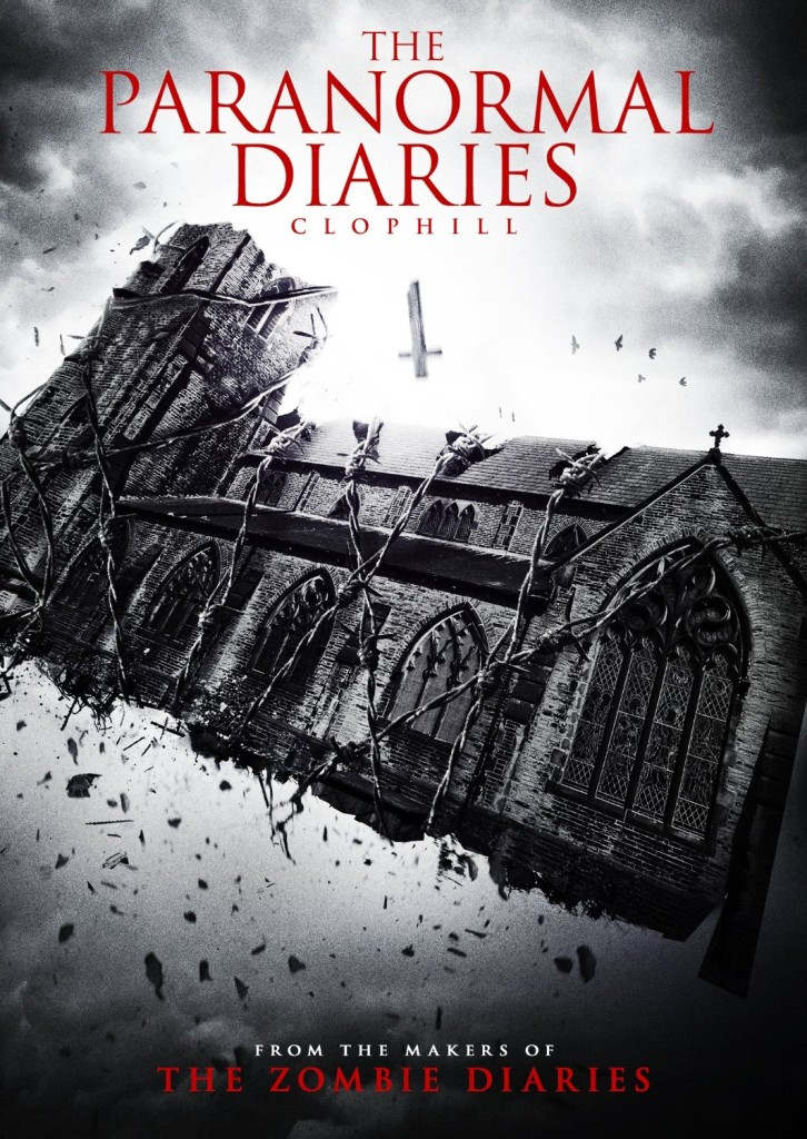 Take a Look Into The Paranormal Diaries: Clophill with DVD Release