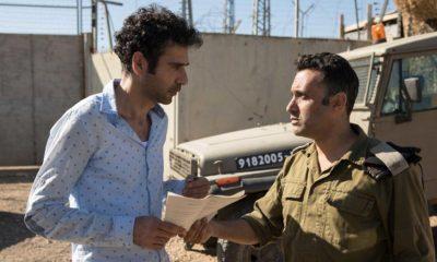 Tel Aviv On Fire Movie