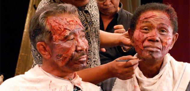 The Act of Killing Movie