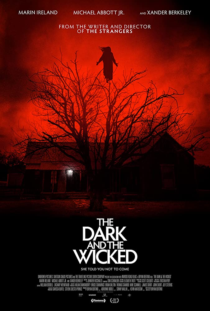 The Dark and the Wicked Official Trailer