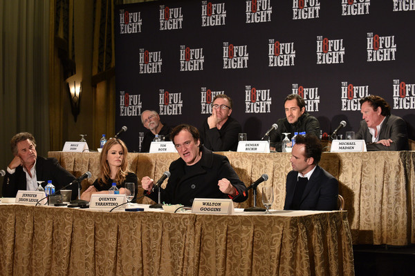 The Hateful Eight Press Conference 3