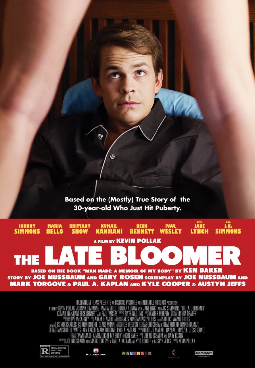 The Late Bloomer Exclusive Clip Shows Johnny Simmons, Kumail Nanjiani and Beck Bennett Pondering Tinder