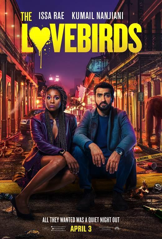 'The Lovebirds' Official Trailer