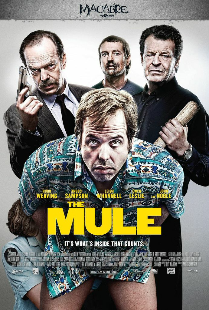 Angus Sampson and Leigh Whannell Reunite as The Mule Withholds Evidence in the Thriller's Trailer