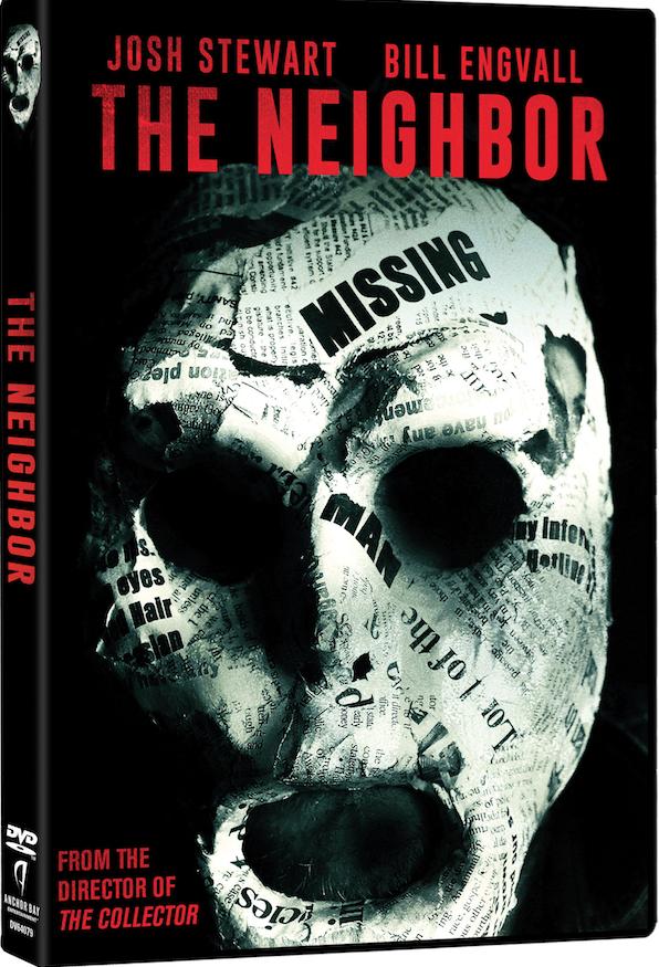 The Neighbor DVD