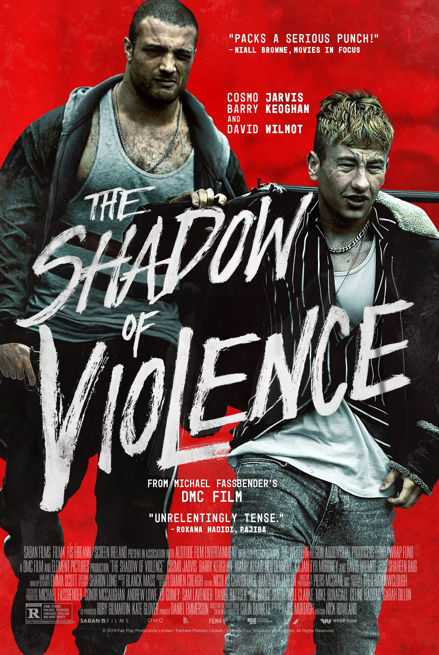 'The Shadow of Violence' Official Trailer