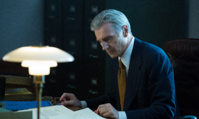 The Liam Neeson Silent Man First Look Photo